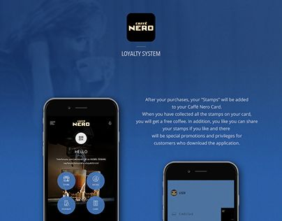 """Check out new work on my @Behance portfolio: """"Caffe Nero Turkey - iOS & Android Apps"""" http://be.net/gallery/58172297/Caffe-Nero-Turkey-iOS-Android-Apps"""