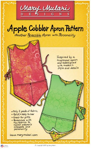 Nancy Zieman/Mary Mulari/Top 10 Apron Sewing Ideas/patterns | Nancy Zieman Blog