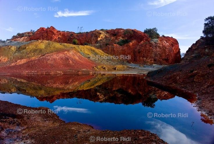 Mines, Isola d'Elba. Colours Live Here - Roberto Ridi Photographer