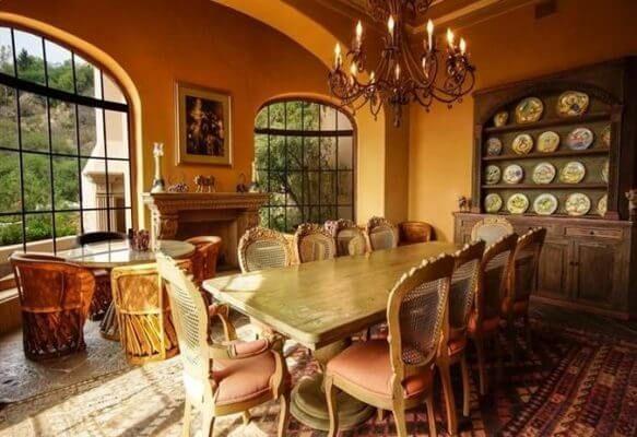 Fabulous Hacienda Style Homes Ideas
