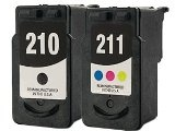 Remanufactured CANON PG210 PG-210 CL211 CL-211 Black and Color Printer Ink Cartridge 2-Pack (1 Black and 1 Color) for Canon Printers PIXMA iP2702 MP240 MP250 MP270 MP280 MP480 MP490 MP495 MX320 MX330 MX340 Wireless MX350 Wireless - Review - http://yourproductsreviews.com/remanufactured-canon-pg210-pg-210-cl211-cl-211-black-and-color-printer-ink-cartridge-2-pack-1-black-and-1-color-for-canon-printers-pixma-ip2702-mp240-mp250-mp270-mp280-mp480-mp490-mp495-mx320-mx330/
