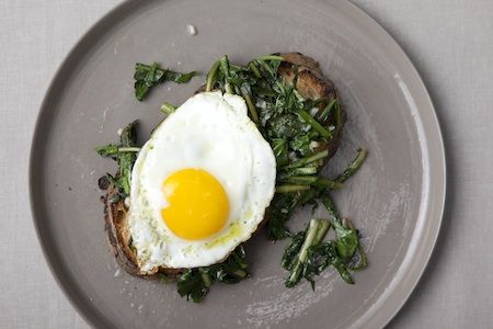 The Perfect Sunny-Side Up Fried Egg