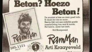 Achterkant hoes van Ramman