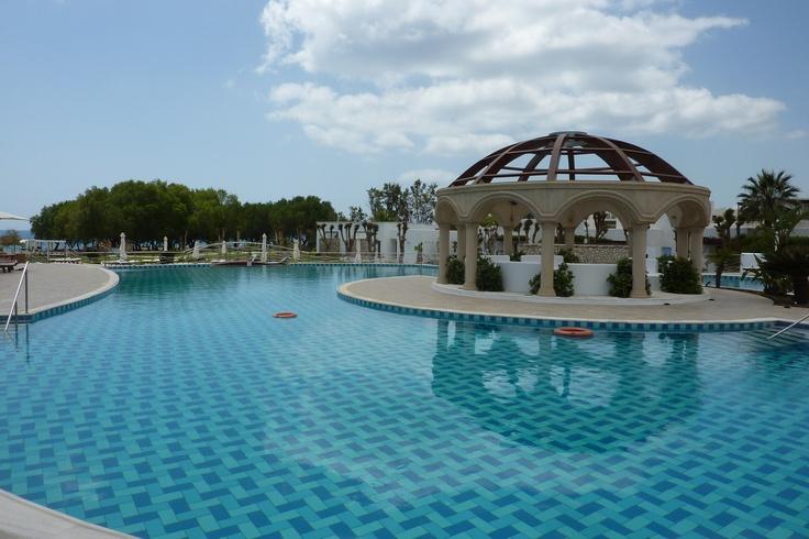 Pool  Complex @ Lindian Village | South Rhodes