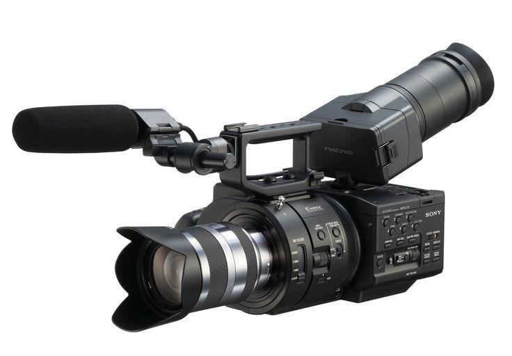 Sony NEX-FS700 4K camcorder