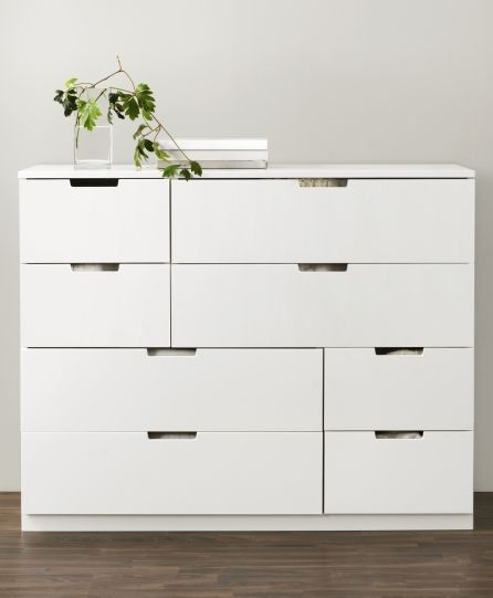 12 best bedroom ikea nordli kommode images on pinterest for Kommode can can