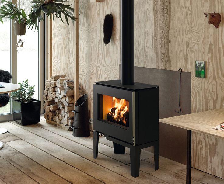 les 25 meilleures id es concernant poele a bois scandinave. Black Bedroom Furniture Sets. Home Design Ideas