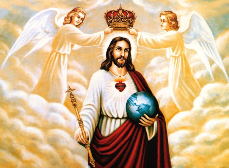 foto de dios vs diablo en facebook | CHRISTUS VINCIT, REGNAT, IMPERAT: AB OMNI MALO PLEBEM SUAM DEFENDAT.