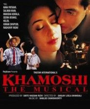 Khamoshi - the musical - salman khan and manisha koirala's Bollywood movie
