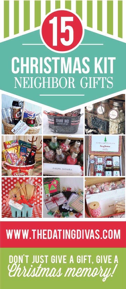15 Christmas Gifts For Neighbors #Various #Trusper #Tip