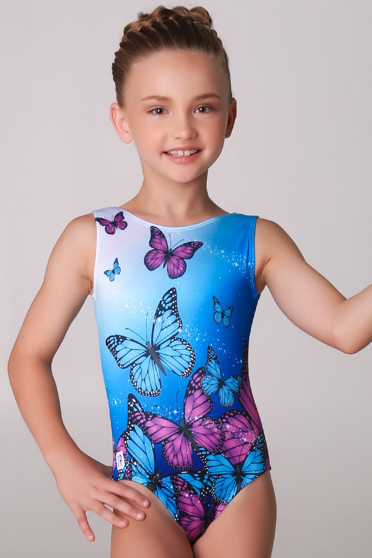So cute for little gymnasts