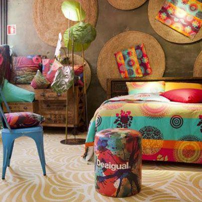 53 best desigual images on pinterest beds bedding and - Desigual home decor ...