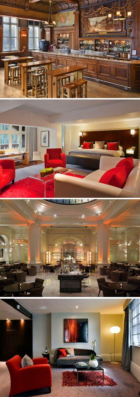 In vijfsterren hotel Andaz Liverpool Street in Londen kom je tot rust in de comfortabele kamers. Je kunt vanuit het designhotel lopen naar o.a. de Tower Bridge in ca. 15 minuten. Of pak de metro naast het hotel om de hoogtepunten van de stad te bereiken!