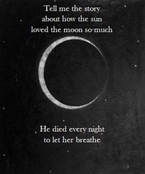 Aww so cute what if that was the real story behind why we have day and night?