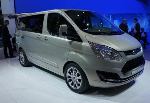 Ford Tourneo Custom review - http://autotras.com