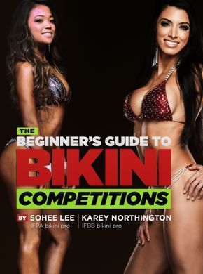 NOW AVAILABLE - The Beginner's Guide to Bikini Competitions, written by yours truly, IFPA bikini pro, and @kareynorthington, IFBB bikini pro.   BeginnerBikini.com  If you've ever been even remotely curious about stepping up on the bikini stage - or if you're already a seasoned competitor looking to brush up on your presentation - grab your copy TODAY before the price goes up.   Purchase also includes membership to a Facebook support group.