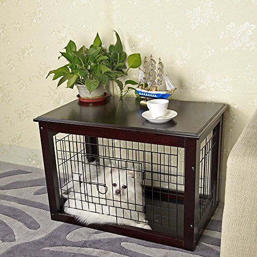 Petsfit Small Dog CagePet Cage For Small Dog Under 15 lbsPet Cage Furniture 30Lx18.9Wx20.8H For Sale https://dogcratereview.info/petsfit-small-dog-cagepet-cage-for-small-dog-under-15-lbspet-cage-furniture-30lx18-9wx20-8h-for-sale/