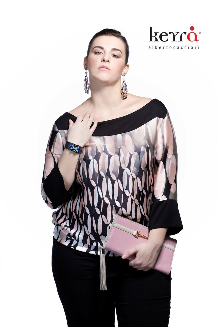 Keyrà Italian Curvy Fashion - Spring/Summer collection | Collezione Primavera/Estate 2014