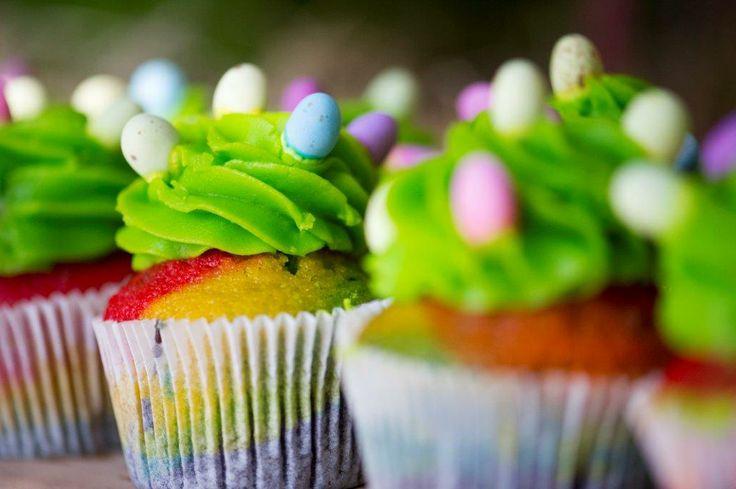 Easter cupcakes - Belle's Patisserie