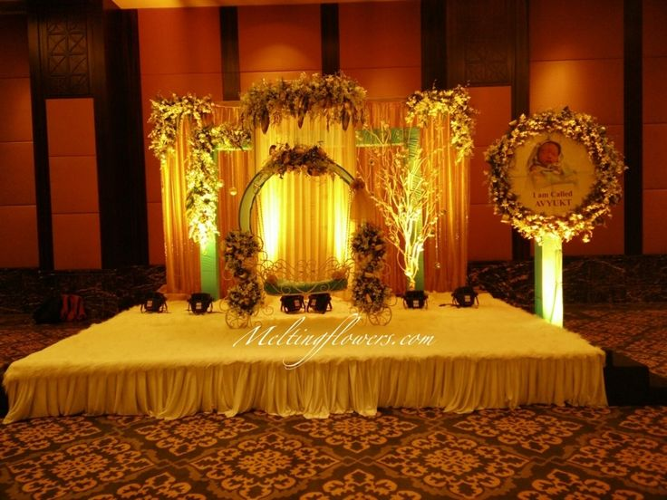 Best 25 naming ceremony decoration ideas on pinterest for Baby name ceremony decoration ideas