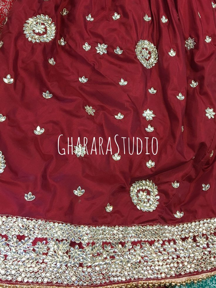 Gharara in red silk with Kundan and zari embroidery all over.   #Gharara #ghararastudio #ghararastudiobyshazia #ghararadesign #ghararah #ghararafashion #ghararalove #ghararadesign #bridal #bride #wedding #weddingdress #weddings #nikah #fashion #fashionblogger #fashionstylist #fashiongram #fashionblog #blog #indianfashionblogger #indianfashion #indianstylist #indiandress #indiantradition #instafashion #designergharara #bridalgharara #maroongharara