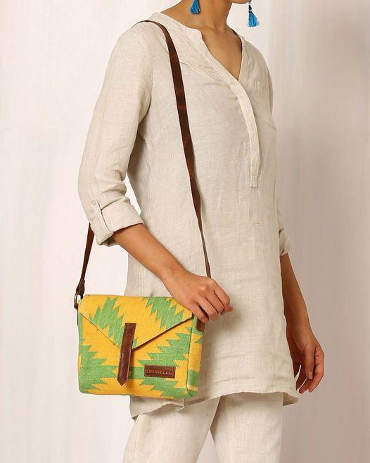 Magnificent Multicolor Jute Bags3241