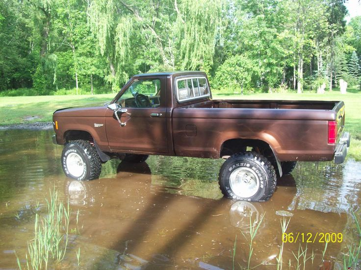 lifted ford ranger last edited by 1984 12 gt 350stang 07 - Ford Ranger 44 Lifted For Sale