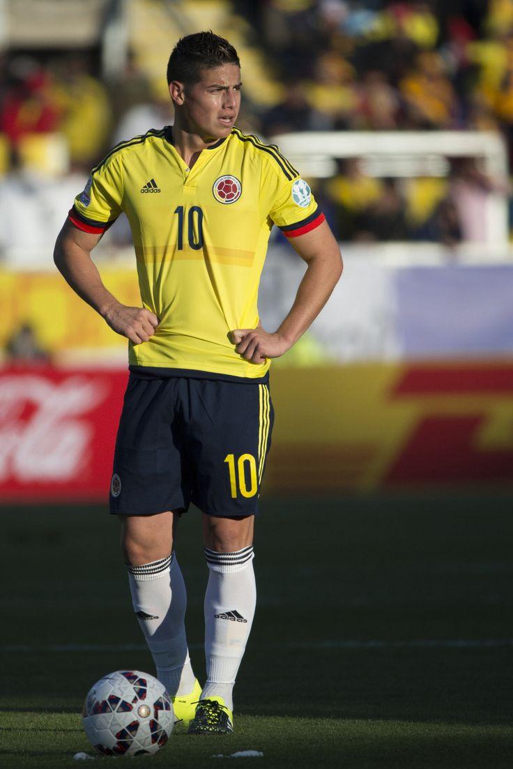 James debut Copa América . Colombia fail To win over Venezuela. 14.6.15