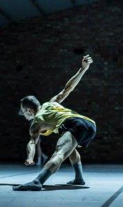 """Tomasz Pomersbach, warsztaty taniec współczesny / contemporary dance workshops, foto: Jakub Wittchen, ,,Skutki Niezamierzone"""" dla Art Stations Foundation by Grażyna Kulczyk"""