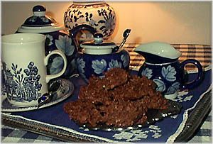 Favorate SA recipes - Coconut Clusters