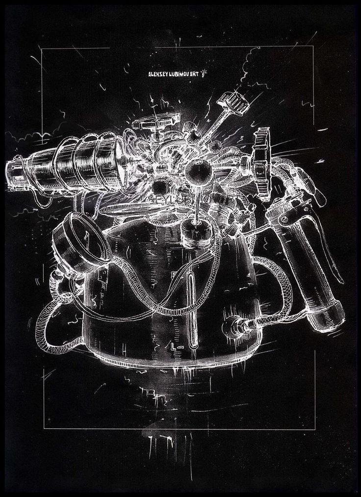 Blowtorch  #алексейлюбимовбиомеханика #алексейлюбимов #стимпанк #дизельпанк #биомеханика #marchofrobots #steampunk #dieselpunk #alekseylubimov #biomechanical #marchofrobots2017