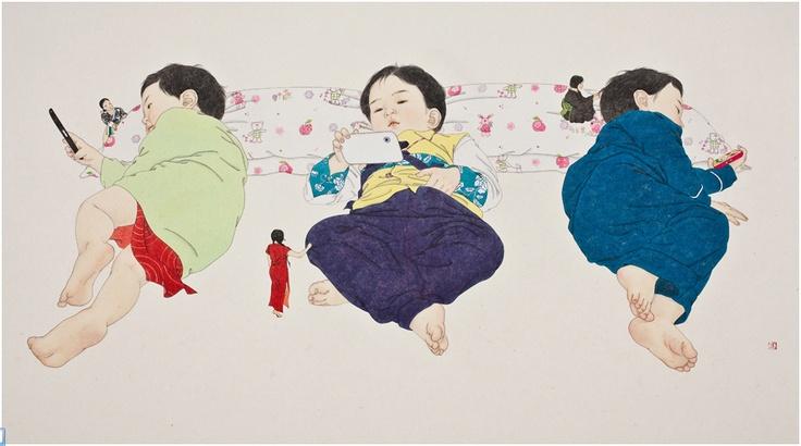 Shin Sun-Mi, Talk2, 2012