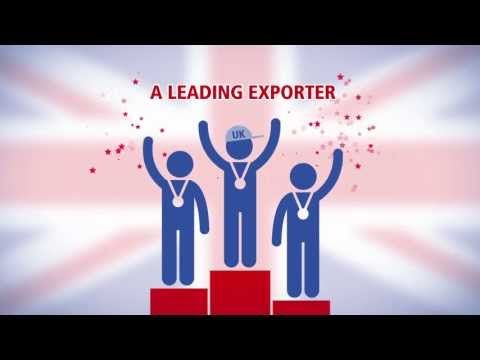 Britain, in the race to export. Our brand new video released at British Chambers of Commerce's International Trade Conference is now live!