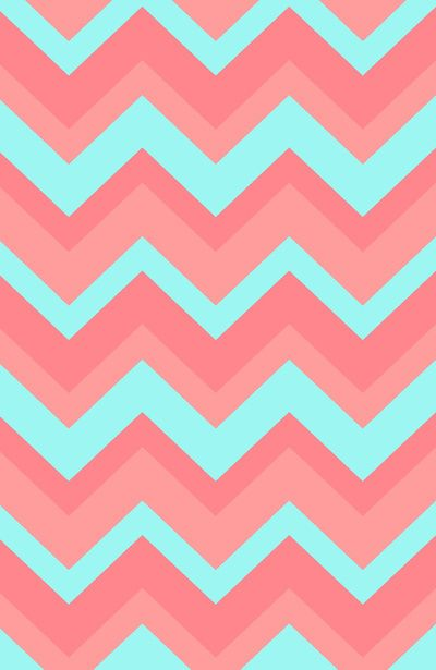 light pink blue chevron iphone wallpaper fb