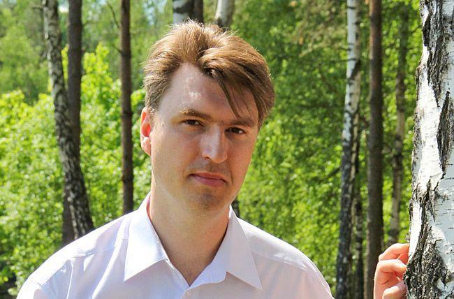 Инженер-электронщик из Новополоцка Юрий Колодный выиграл конкурс на лучший дизайн графического знака приднестровского рубля