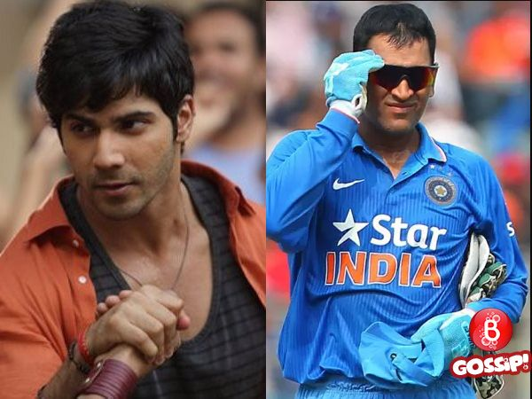 Biopic on Dhyan Chand starring Varun Dhawan to be produced by MS Dhoni?