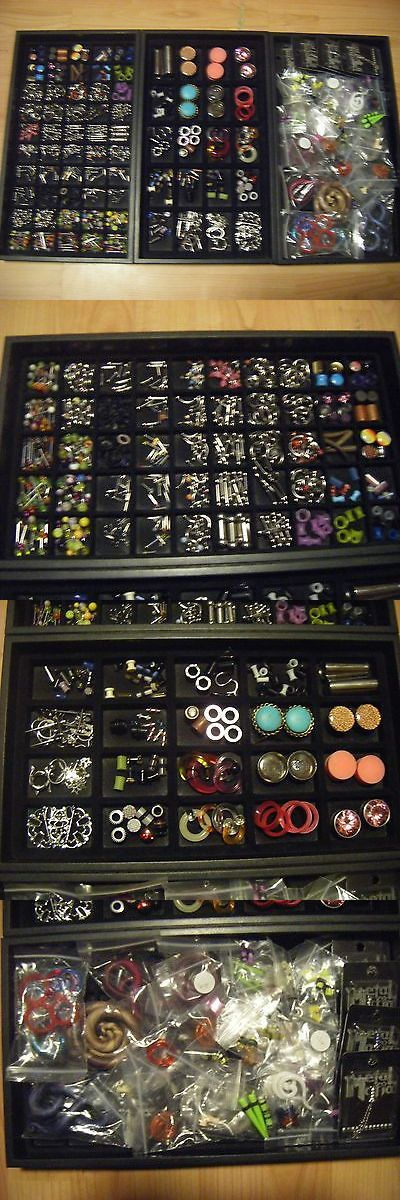 Other Wholesale Body Jewelry 51011: Wholesale Body Jewelry Lot Over 650Pc -> BUY IT NOW ONLY: $175.0 on eBay!