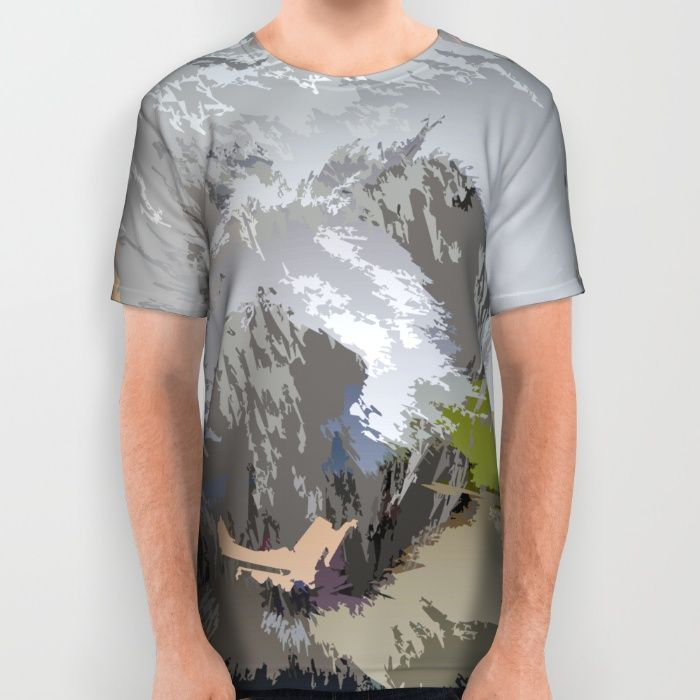 Panda All Over Print Shirt