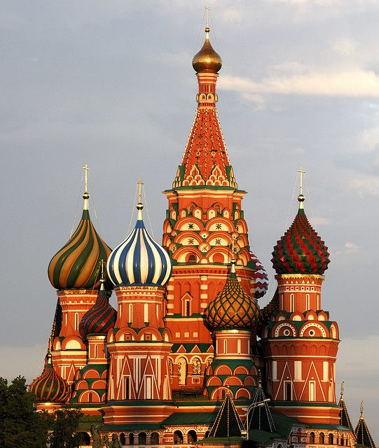 St. Basil's Cathedral, Moscow