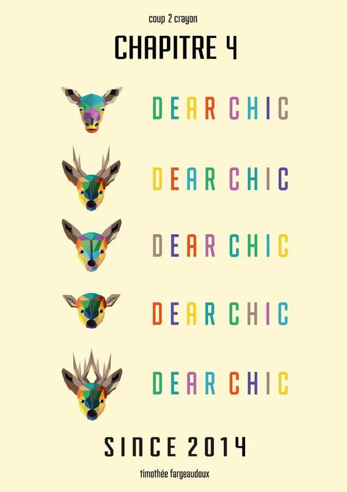 // Chapitre 4 //  #dearchic #dear #chic #animal #animals #animaux #graphisme #vectoriel