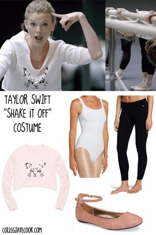 "#Halloween13: ""Shake It Off"" Taylor Swift Costumes - Collegiate Cook"