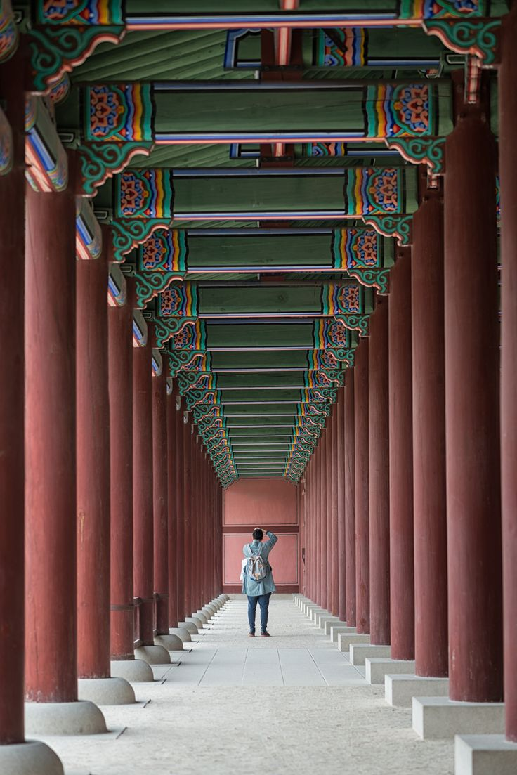 Captured in Seoul, South Korea...when I view this photo it is as if I have been in this same exact spot.