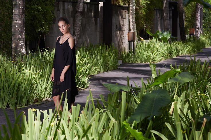 Scarlett Ivy Dress // #beachgold #beachgoldbali #bali #resortwear #fashion #dress