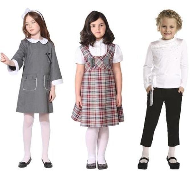 Школьная мода 2016 – 2017 года. Модные школьные формы, платья, блузки, костюмы, обувь для детей и подростков