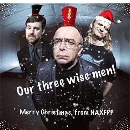 #Repost @notanotherxfpod  Merry Christmas Philes!!! #merrychristmas #xfileschristmas #xfiles