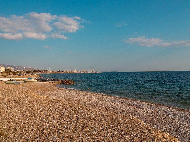 пляжи греция