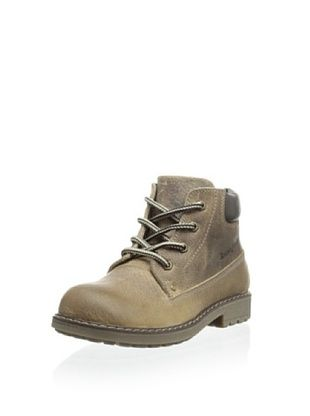 66% OFF Romagnoli Kid's Casual Boot (Beige/Taupe)