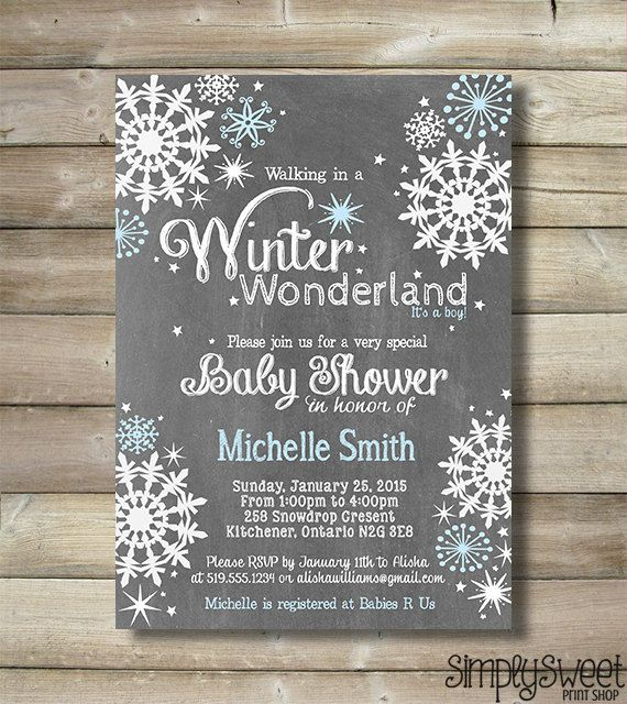 Find This Pin And More On Baby Showeru0027s. Winter ONEderland Girl Birthday  Party Invite Invitation Wonderland ...