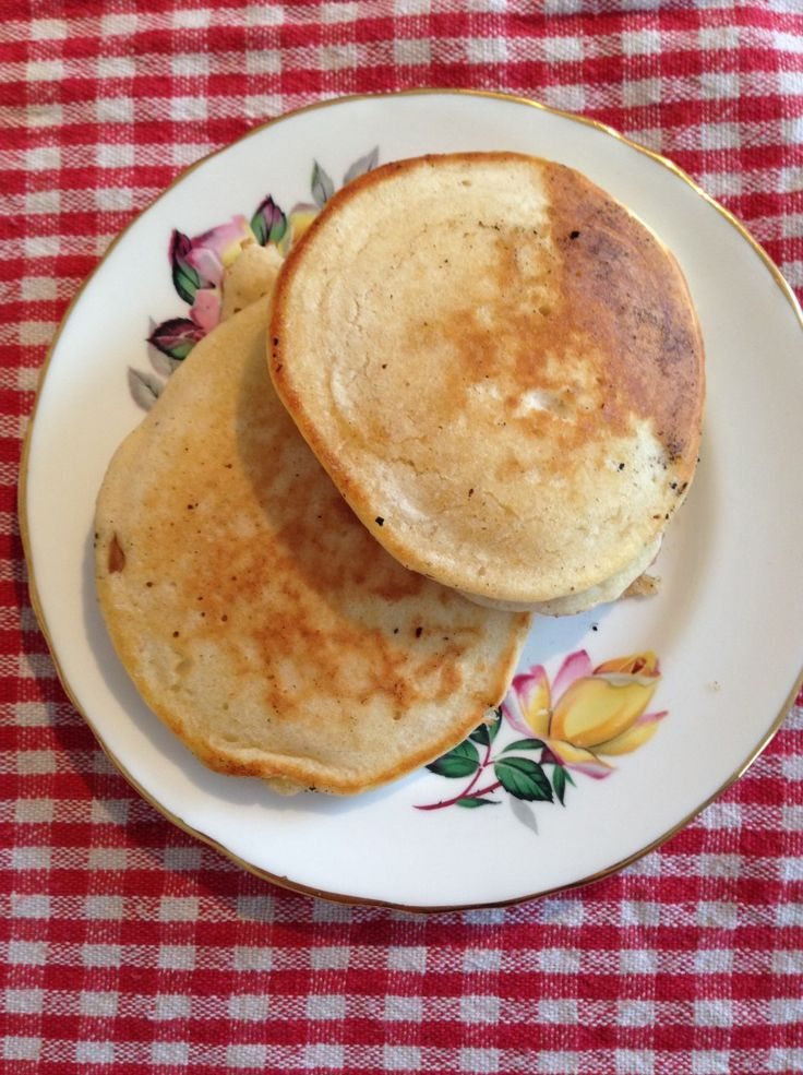 Light and fluffy homemade scotch pancakes - recipe from the amazing Mary Berry! Perfect for brunch.