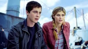 Percy and Annabeth - The Percy Jackson Series